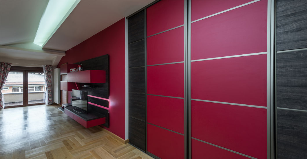modular wardrobes designs-Mrkitchen