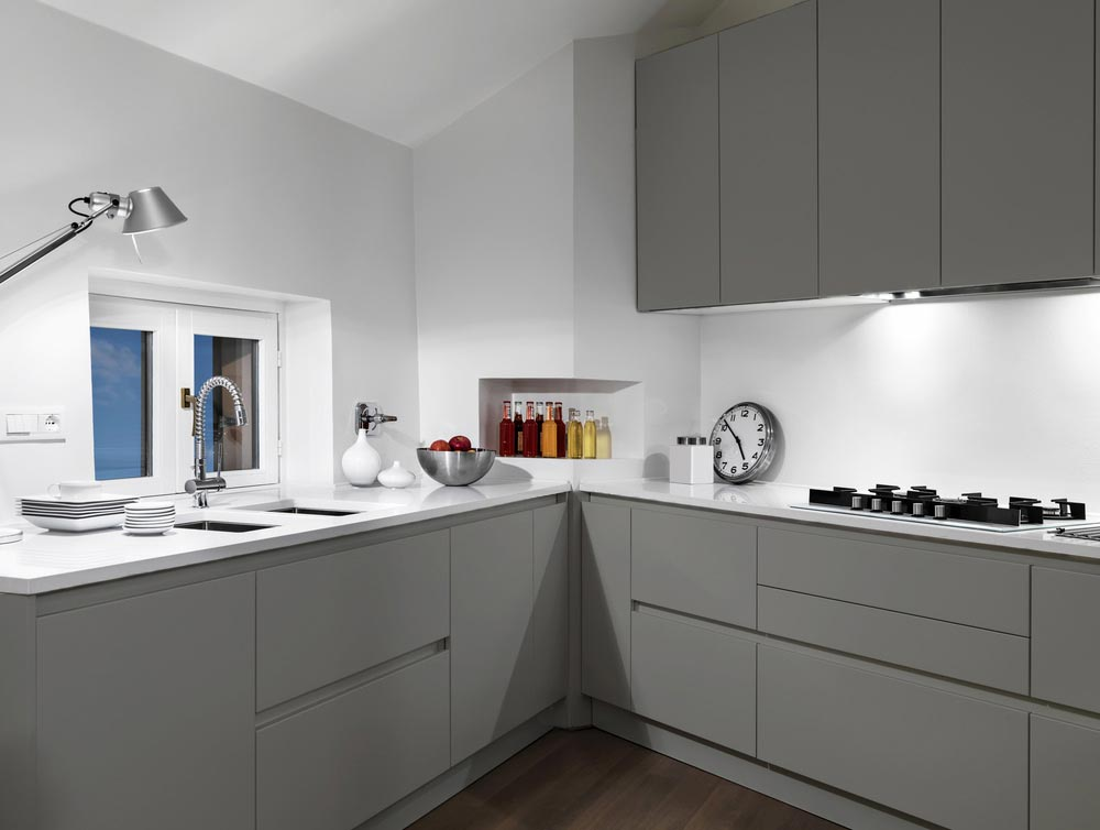 simple modular kitchen